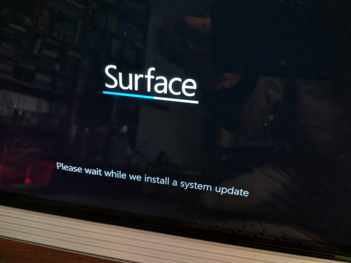 Here's how much the Meltdown and Spectre fix hurt my Surface