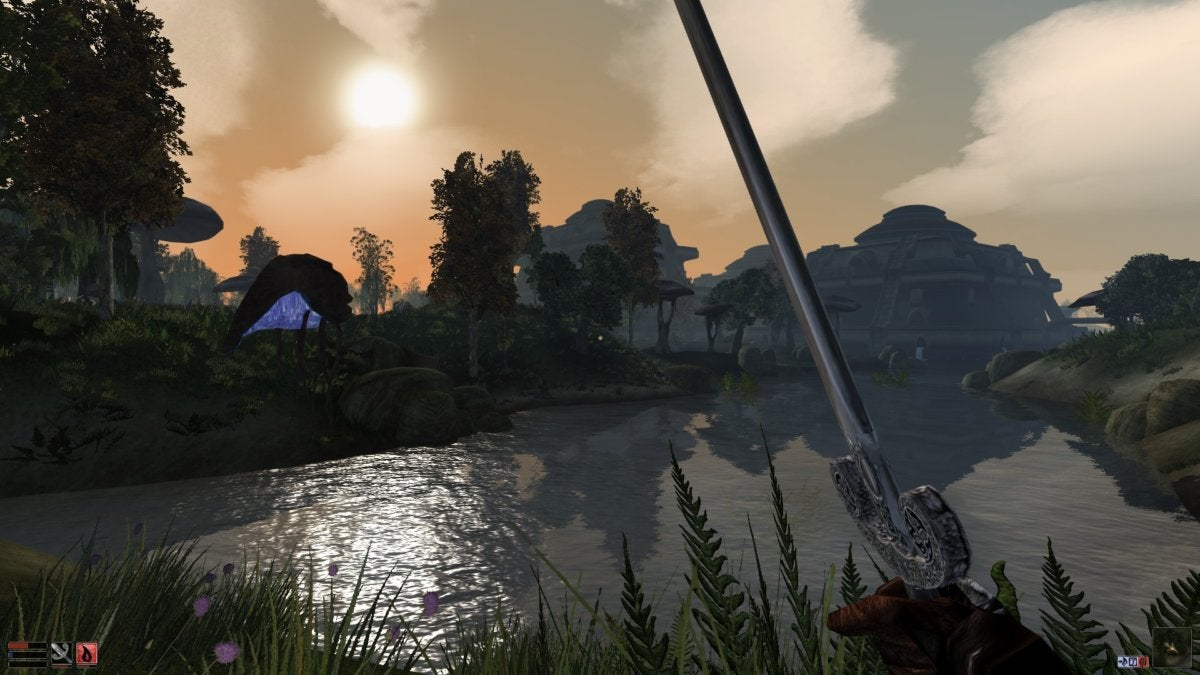 The Elder Scrolls III: Morrowind (Modded)