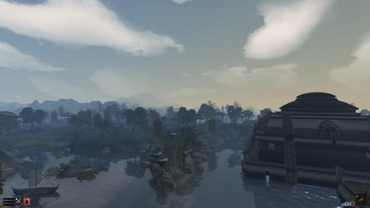 The Elder Scrolls III: Morrowind (Modded)