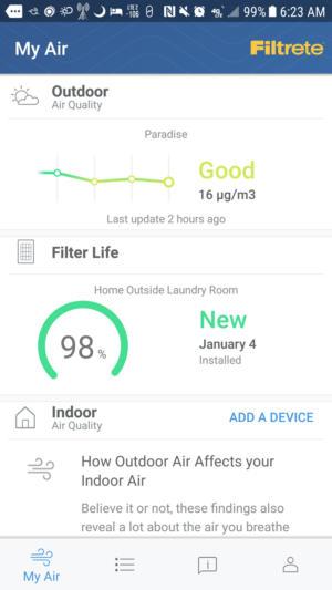 3m filtrete app
