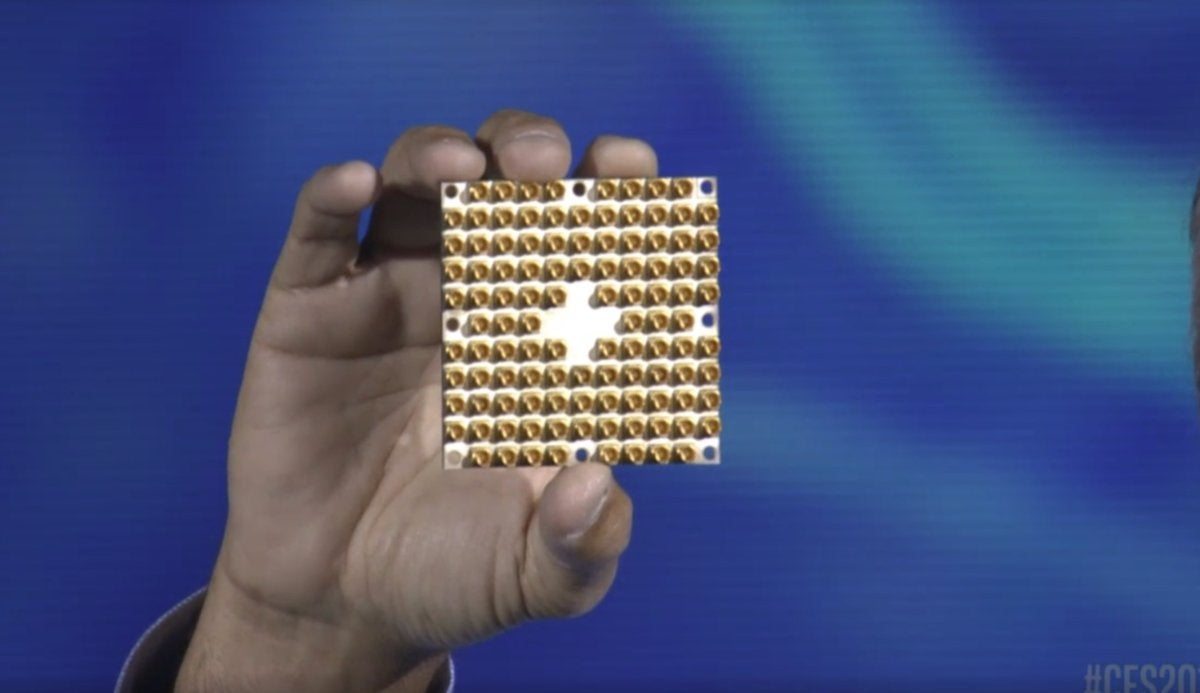 49 qubit chip Intel