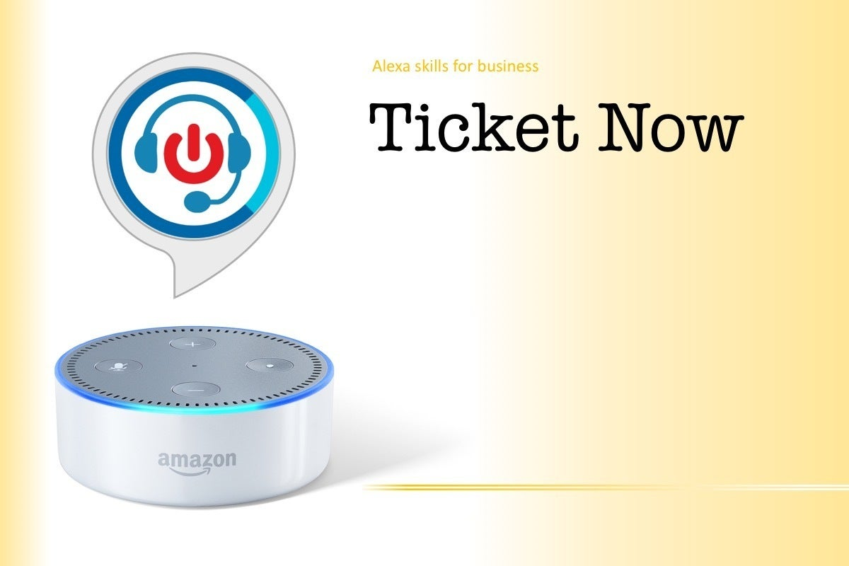 Amazoncom Ticket Now Alexa Skills