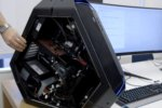 Alienware's powerful, triangular Area 51 gets hardware tweaks and a new Command Center
