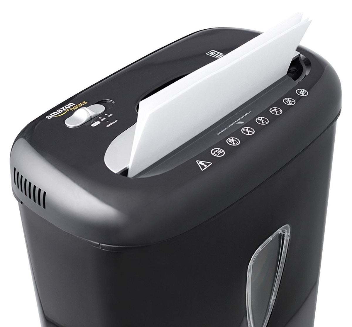 amazon shredder