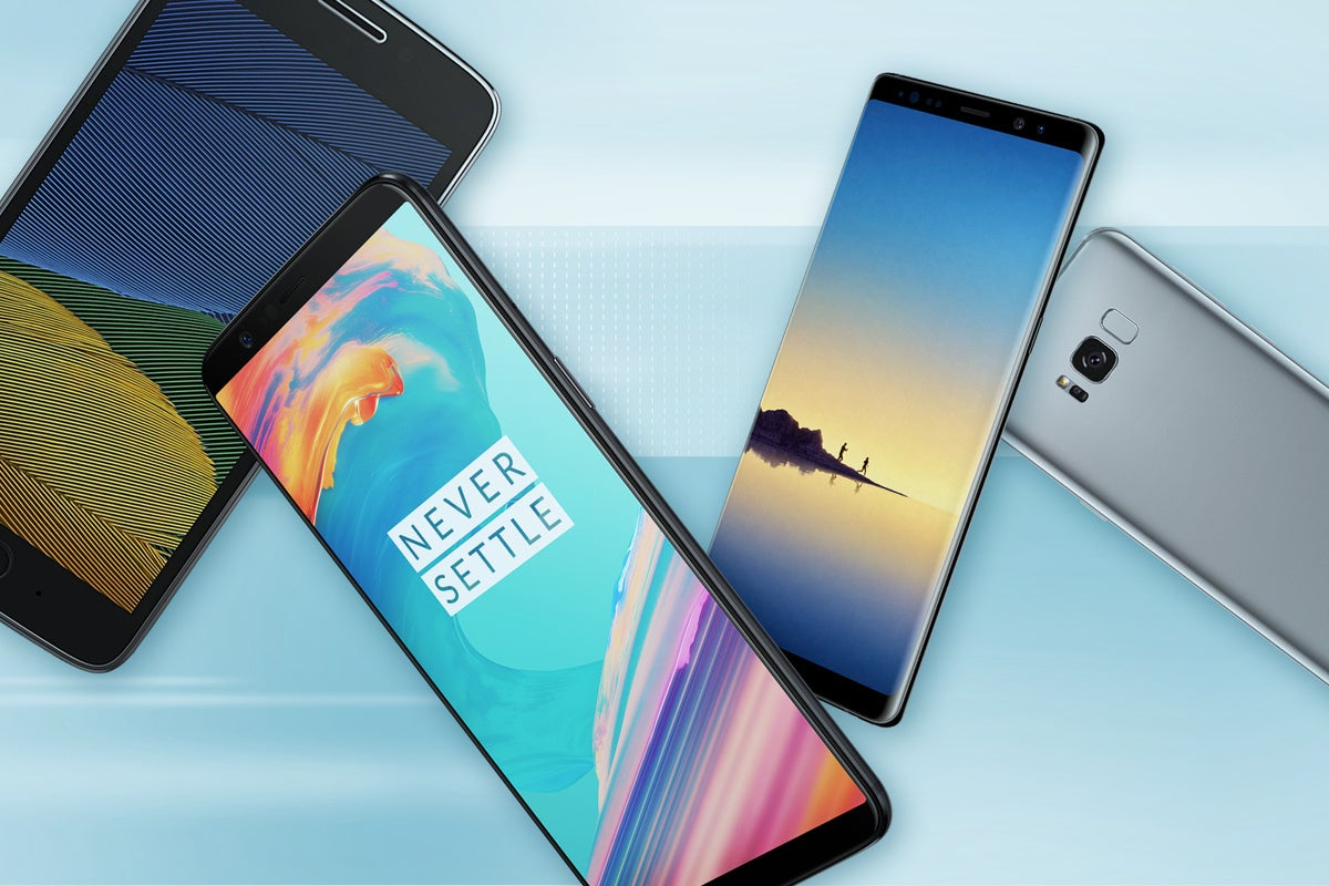 02122a32111 Best Android phones 2019  Reviews and buying advice
