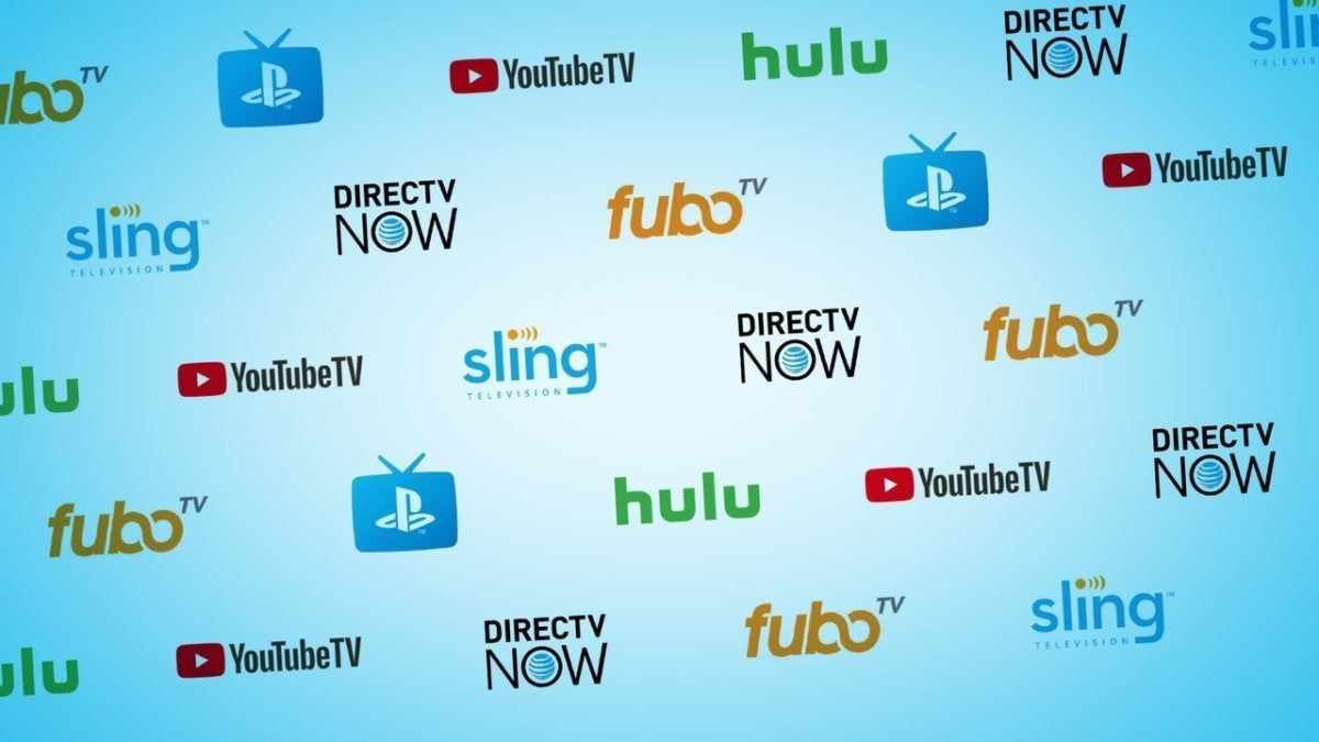 Best TV streaming services for cord cutters: SlingTV vs