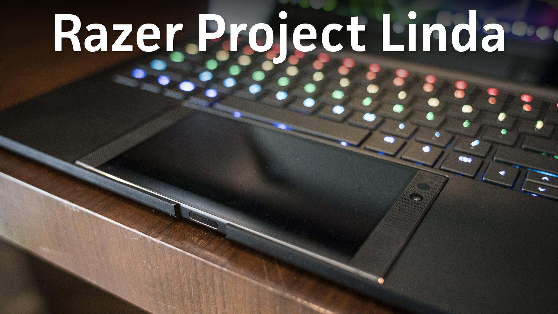 Razer Project Linda