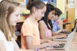 Young girls are society's future cyber crime fighters