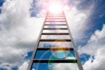 climbing the ladder corporate ladder cloud career