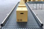 conveyor production continuity distribution shipping