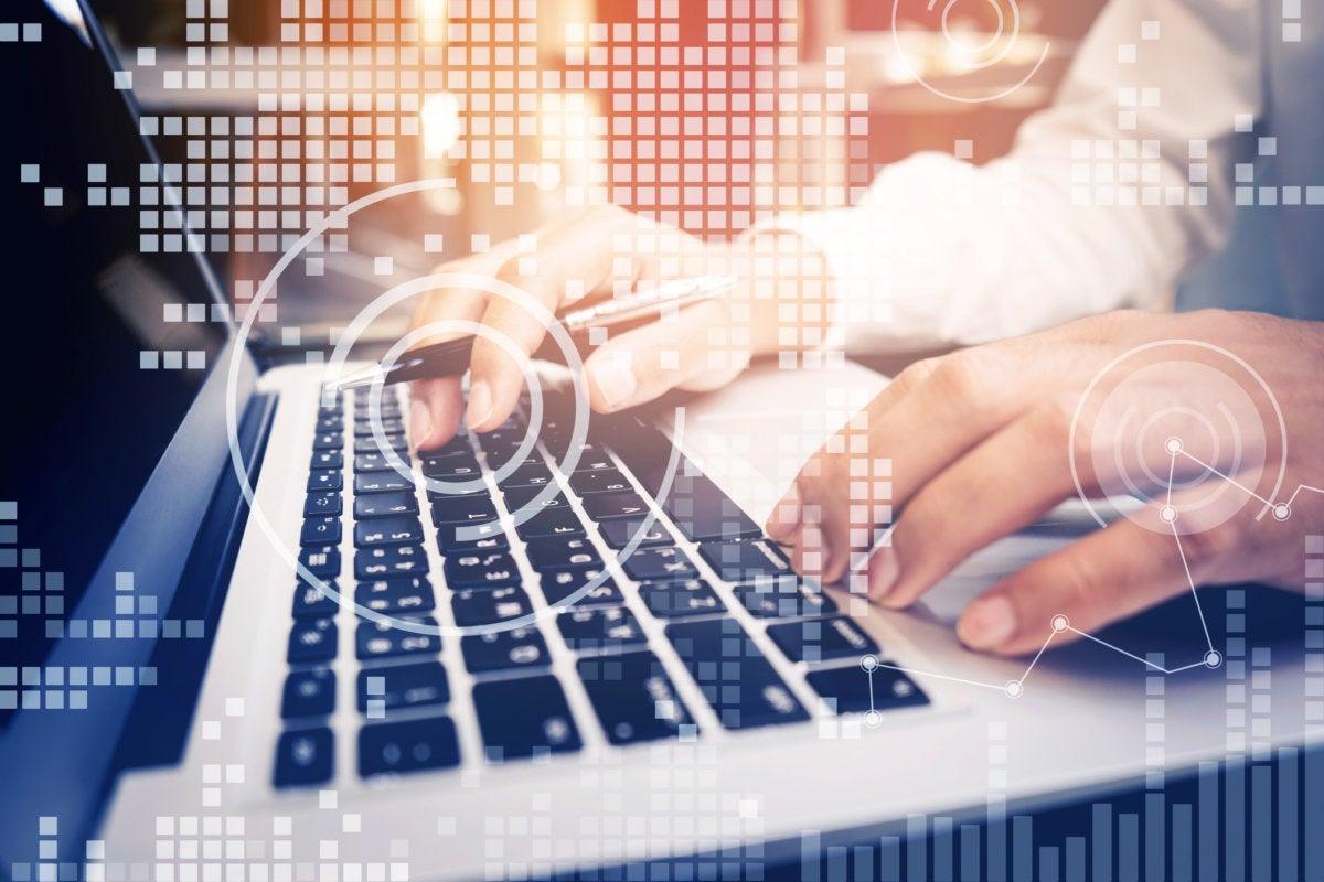 data big digital laptop search develop analyz strategy