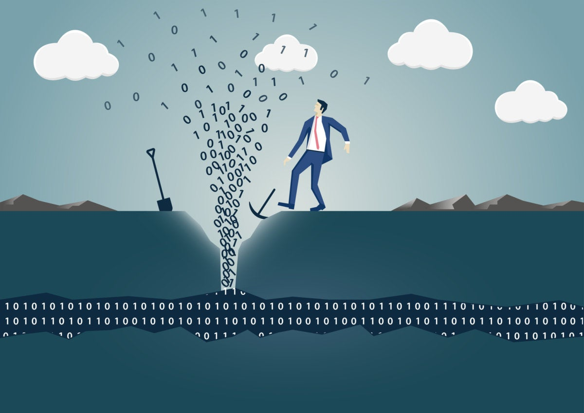 data mining discovery search binary digital