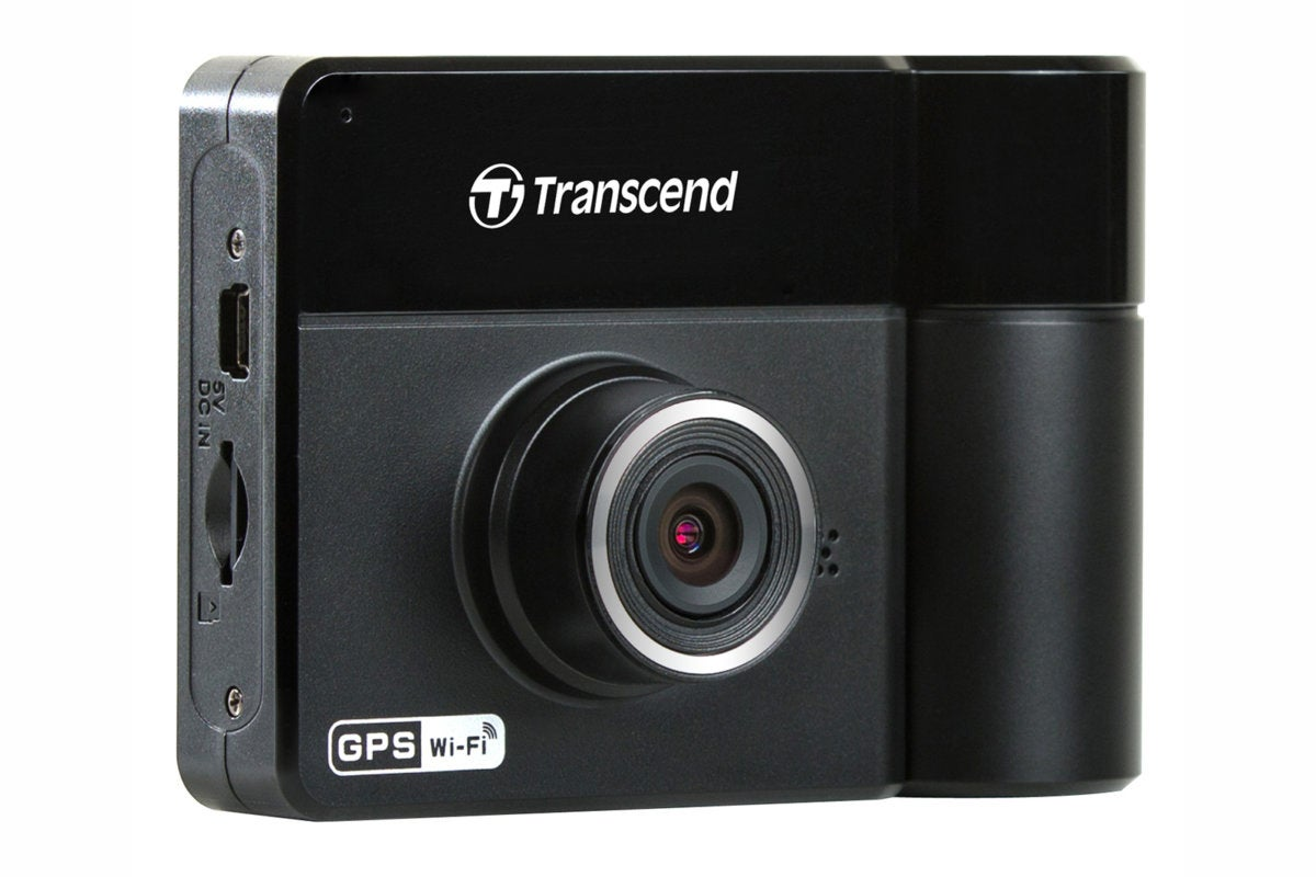 Transcend Drivepro 520 Dash Cam Review Front And Interior Cameras