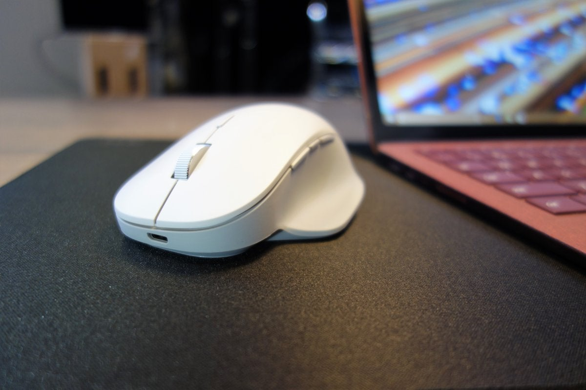 fade5ddf544 Microsoft Surface Precision Mouse review: A flagship mouse worthy of ...