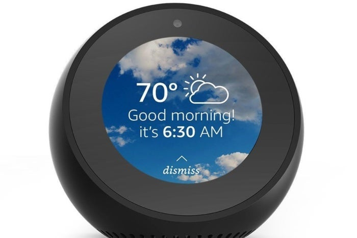 Amazon Is Offering a $40-Off Deal On Its Echo Spot Devices