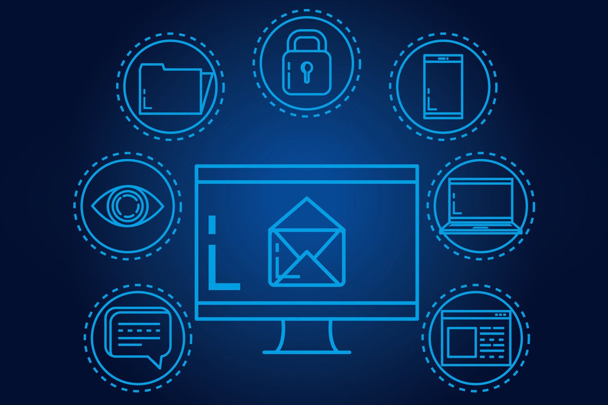 email iot internet security