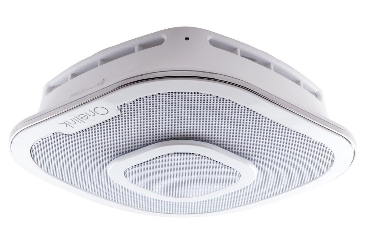 First Alert S Alexa Enabled Onelink Safe Sound Smoke Detector Is