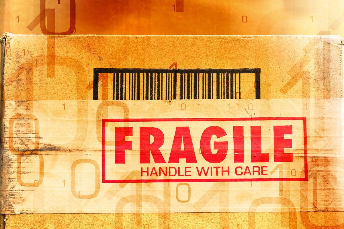 fragile binary cyberattack risk vulnerable