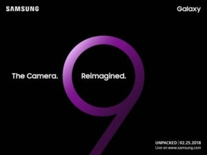 galaxy s9 teaser