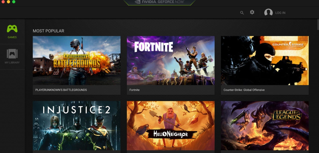 Parsec is an ultra-low latency, high FPS game streaming technology for cloud gaming. Choose from several providers to play your favorite PC games.