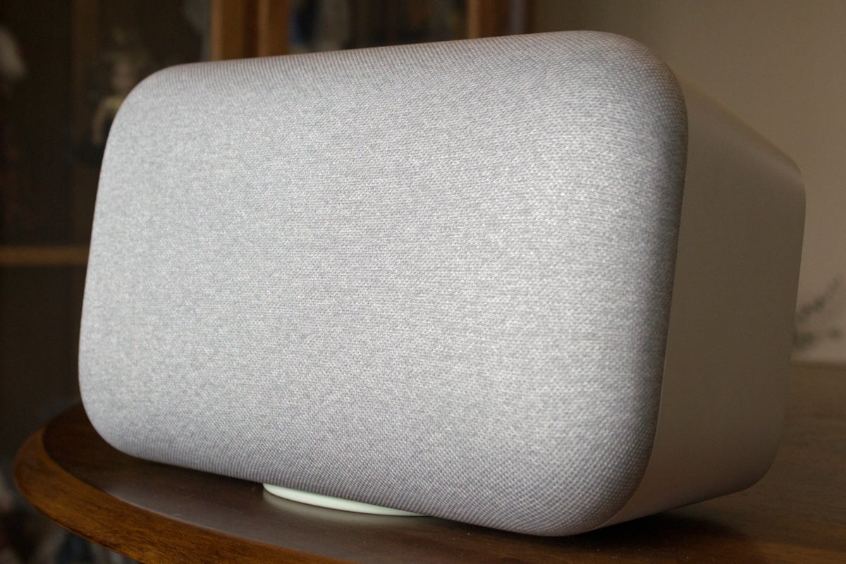 Google Home Max review: This is the best-sounding smart speaker you can buy