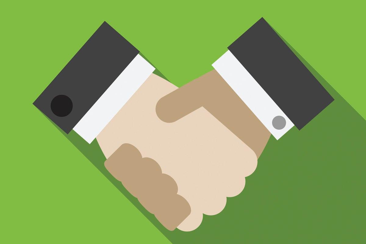 handshake business deal agreement partnership