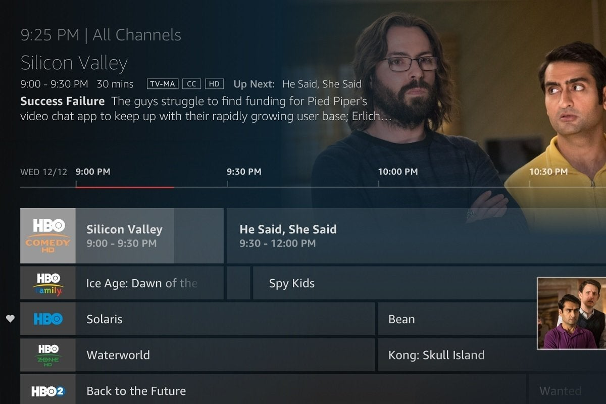 Amazon, Hulu, and the resilience of live TV | TechHive