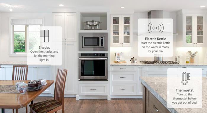 آشپزخانه homekit
