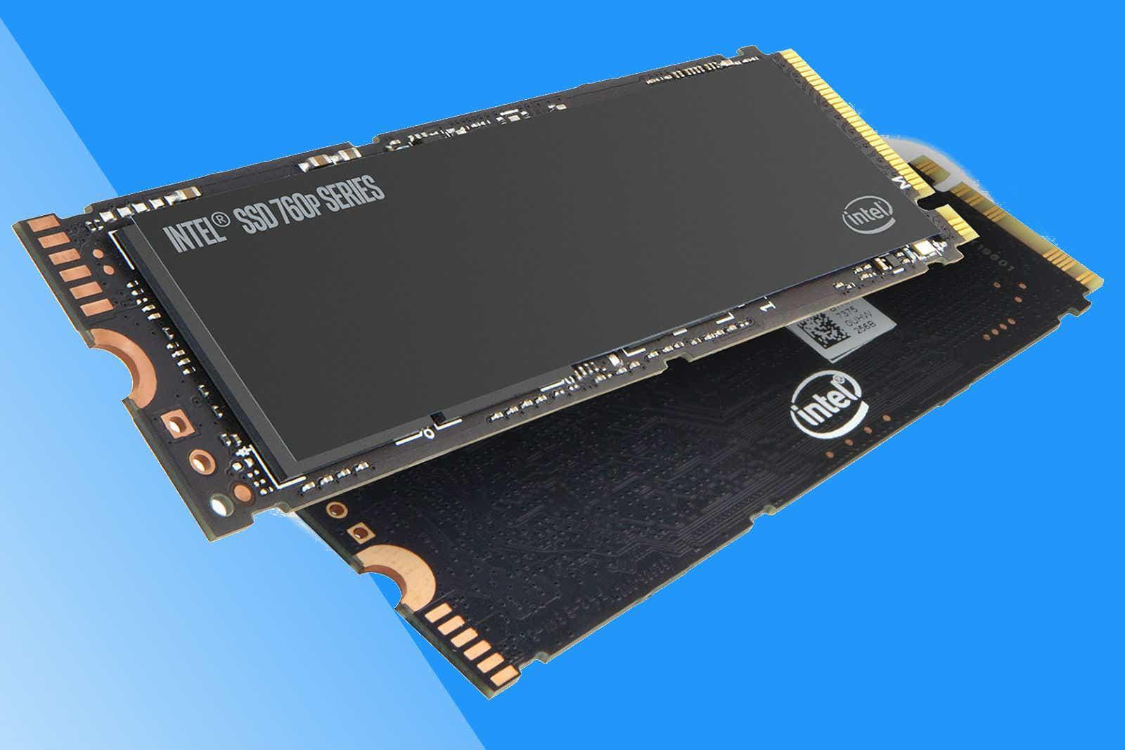 760p NVMe SSD