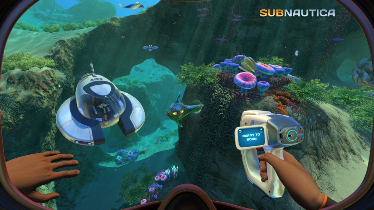 Free copies of Subnautica: Epic Games Store kickstarts your library