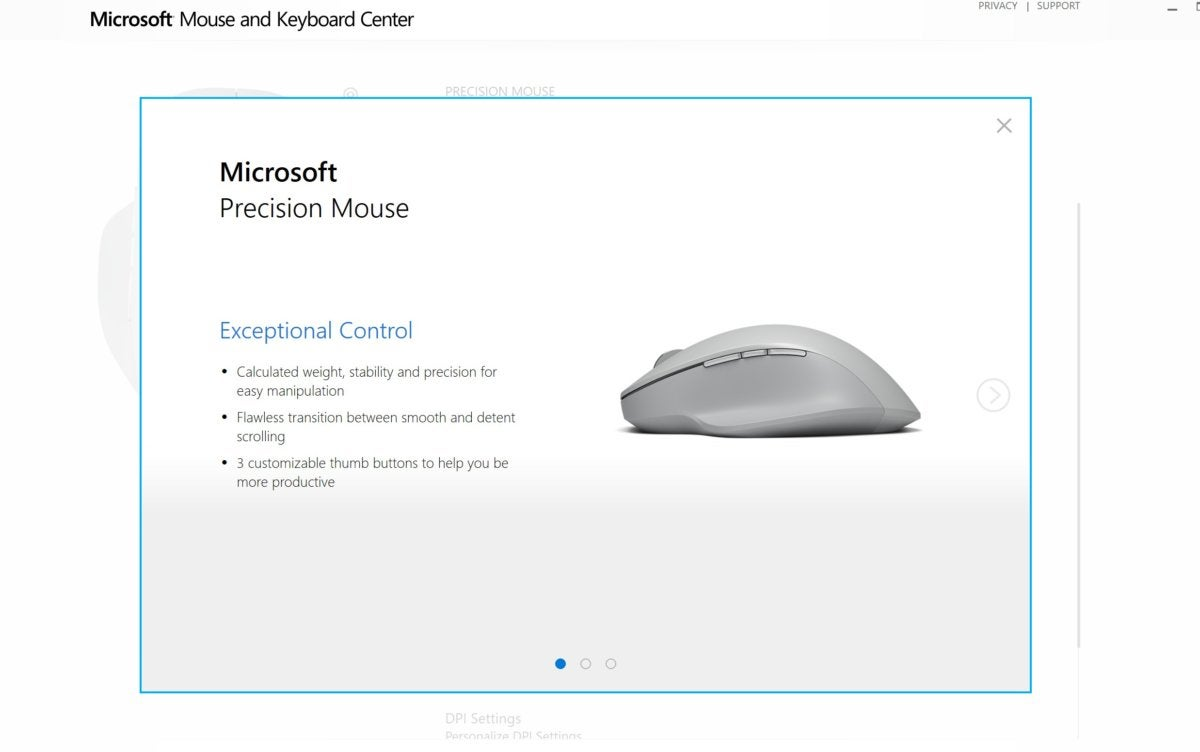 microsoft mouse and keyboard highlights