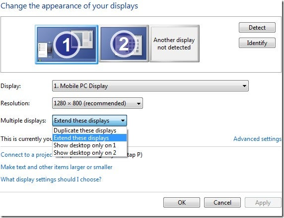 How To Set Up Two Monitors On Your Windows Pc Pcworld