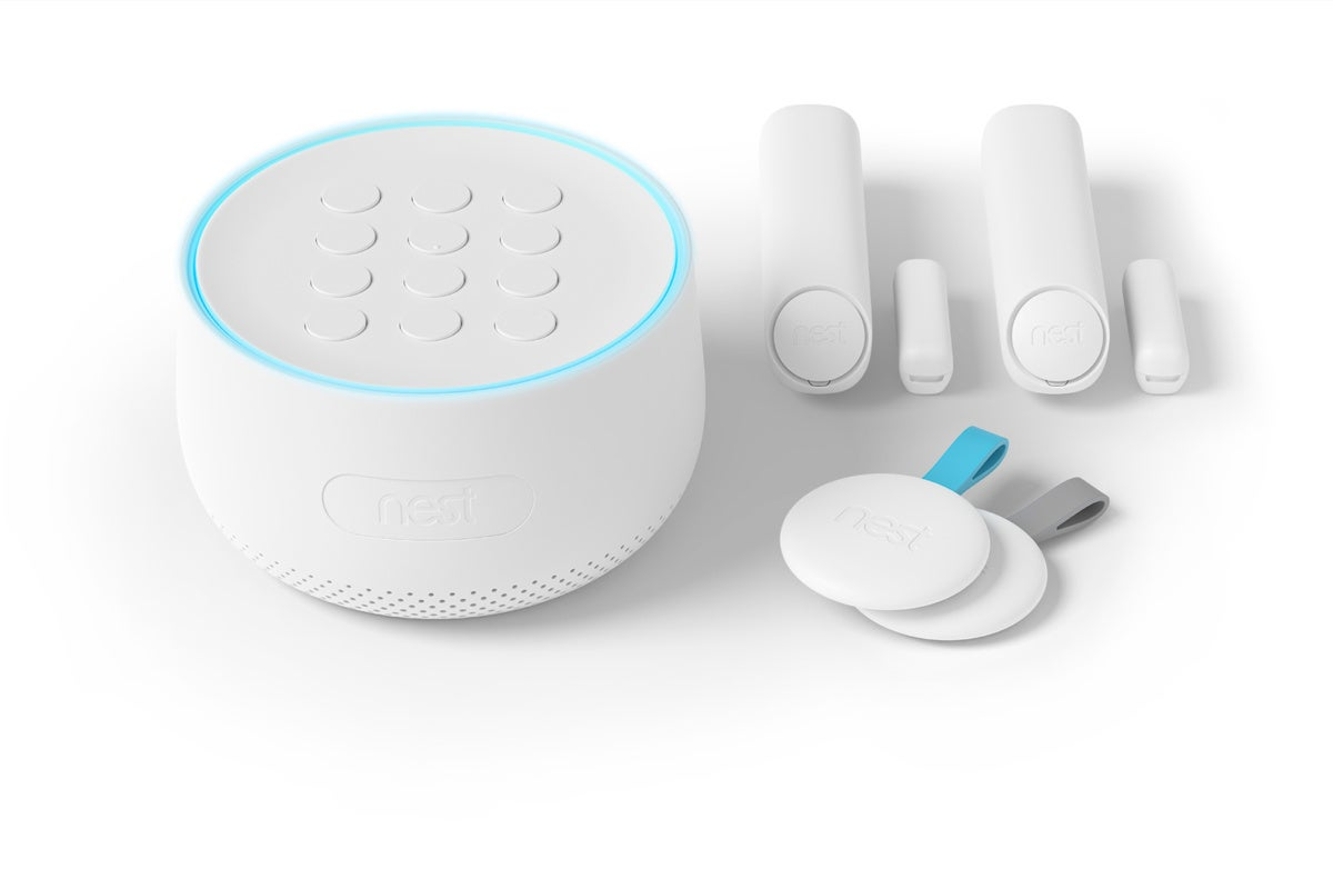Nest Secure had a secret microphone, can now be a Google Assistant