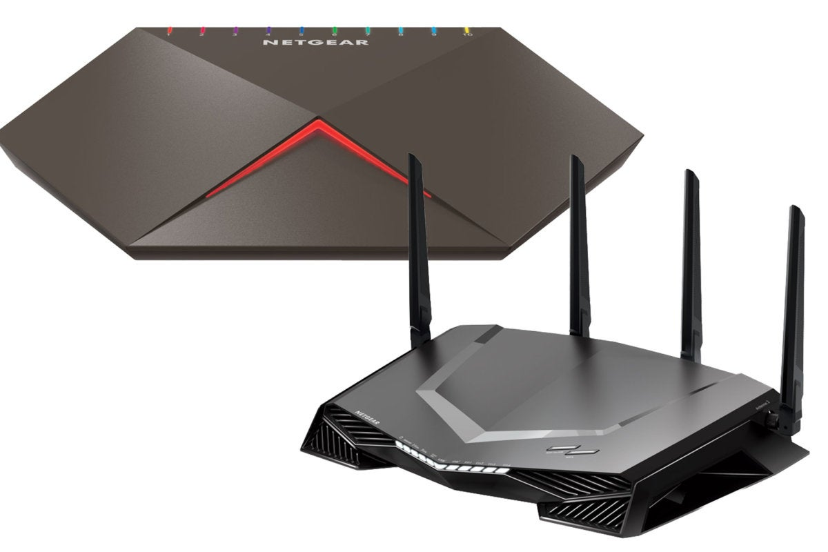 Nighthawk router and switch