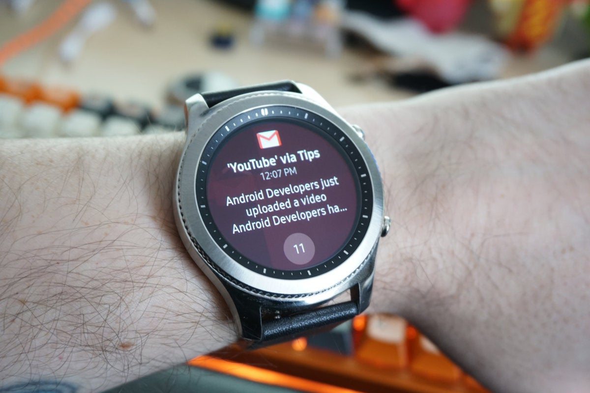 Android Wear vs  Samsung Gear: Which smartwatch should you