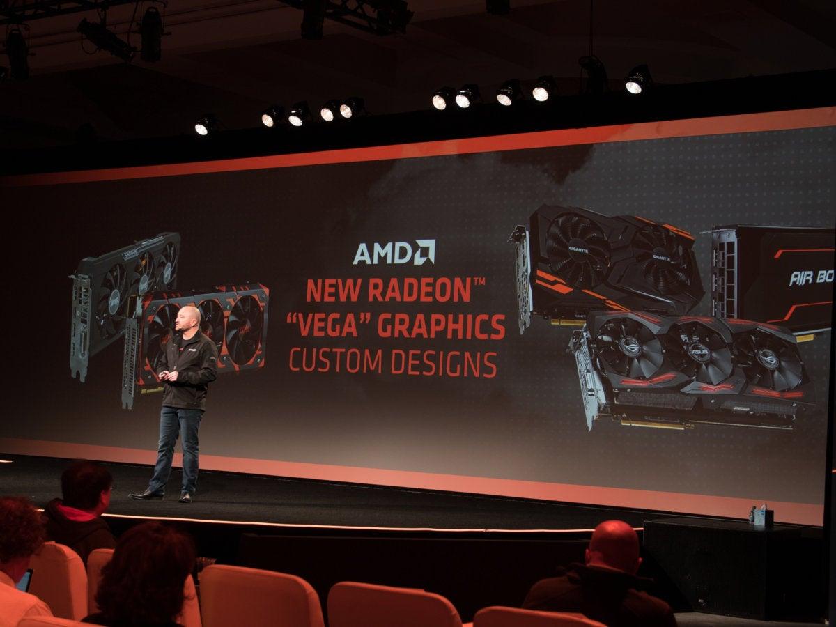 AMD reveals Ryzen 2, Threadripper 2, 7nm Navi, and more in