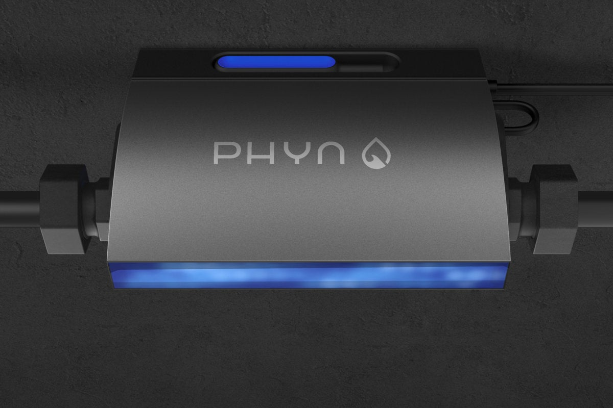 Phyn Plus with PEX tubing