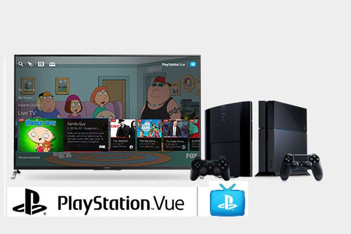 playstation vue 1
