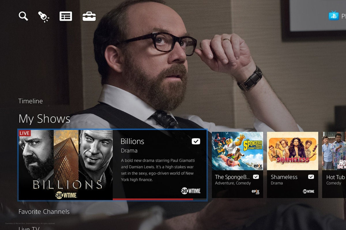 playstation vue 3
