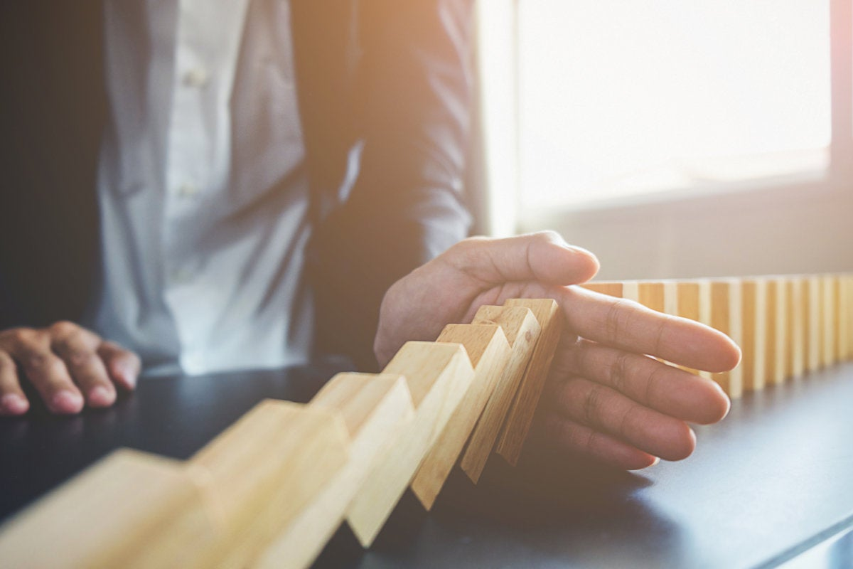 problem solve leadership risk change continuity