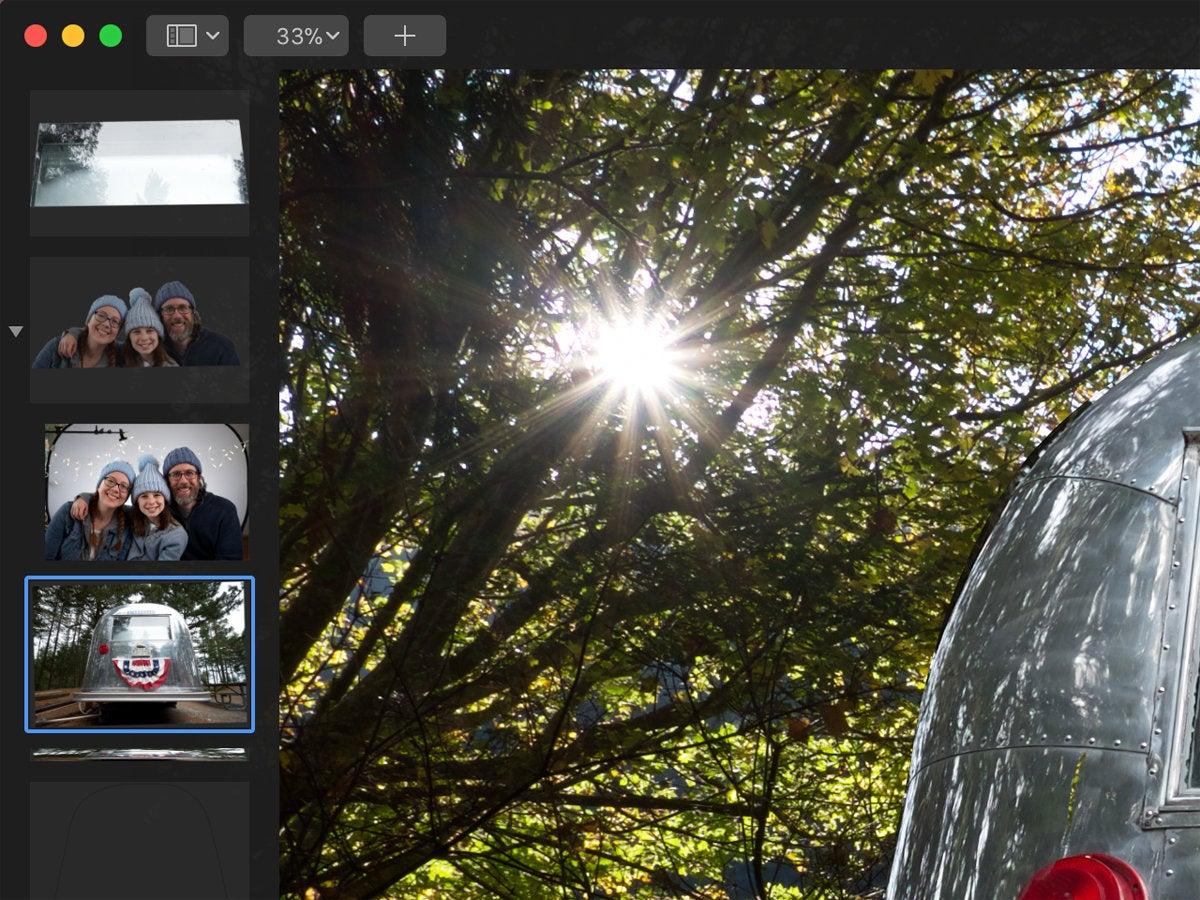pxpro layers thumbnails