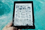 rakuten kobo aura one limited edition water
