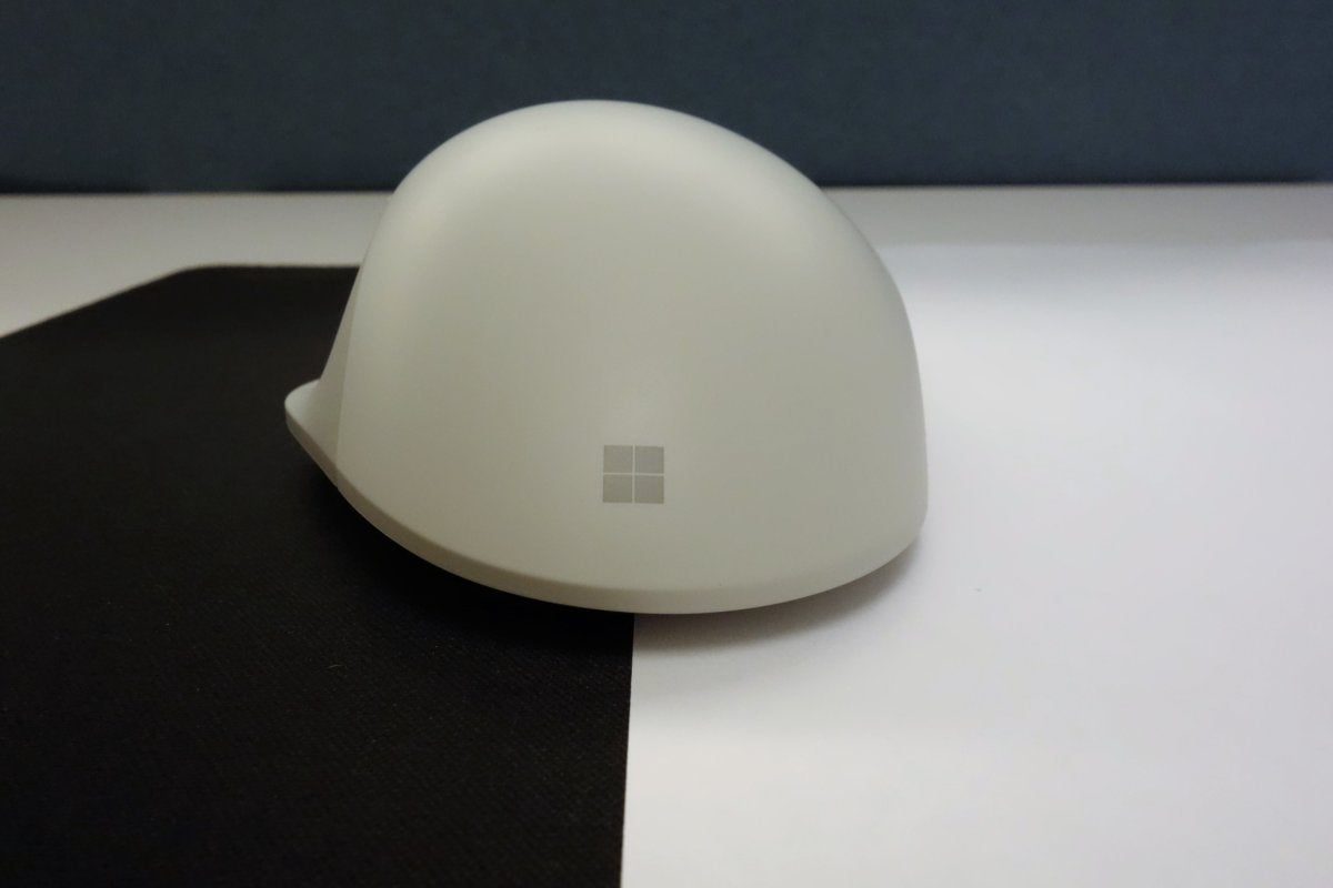 Microsoft Surface Precision Mouse rear shot