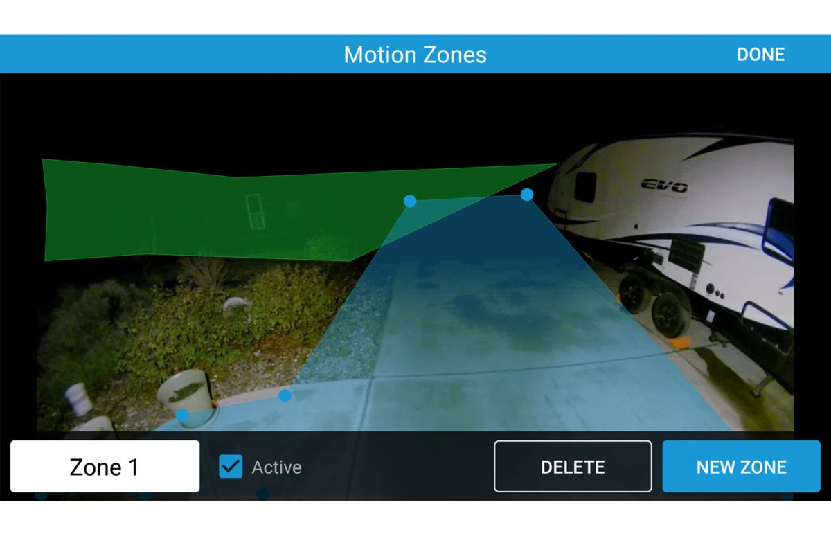 ring floodlight cam motion zones