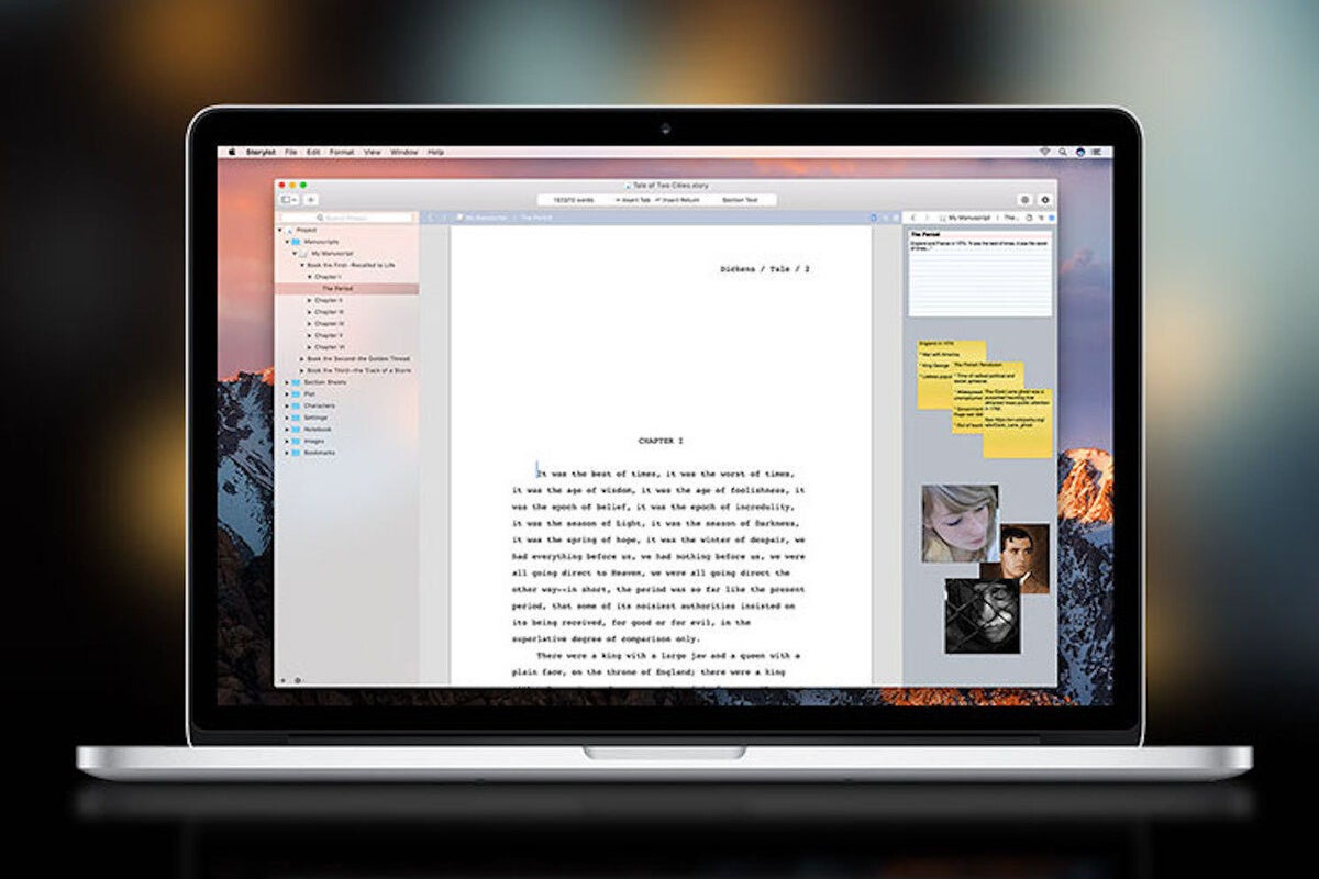 photo image Save Over 60% On Storyist, The Writing App For Mac - Deal Post