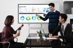Samsung takes on Microsoft and Google with its Flip collaborative whiteboard