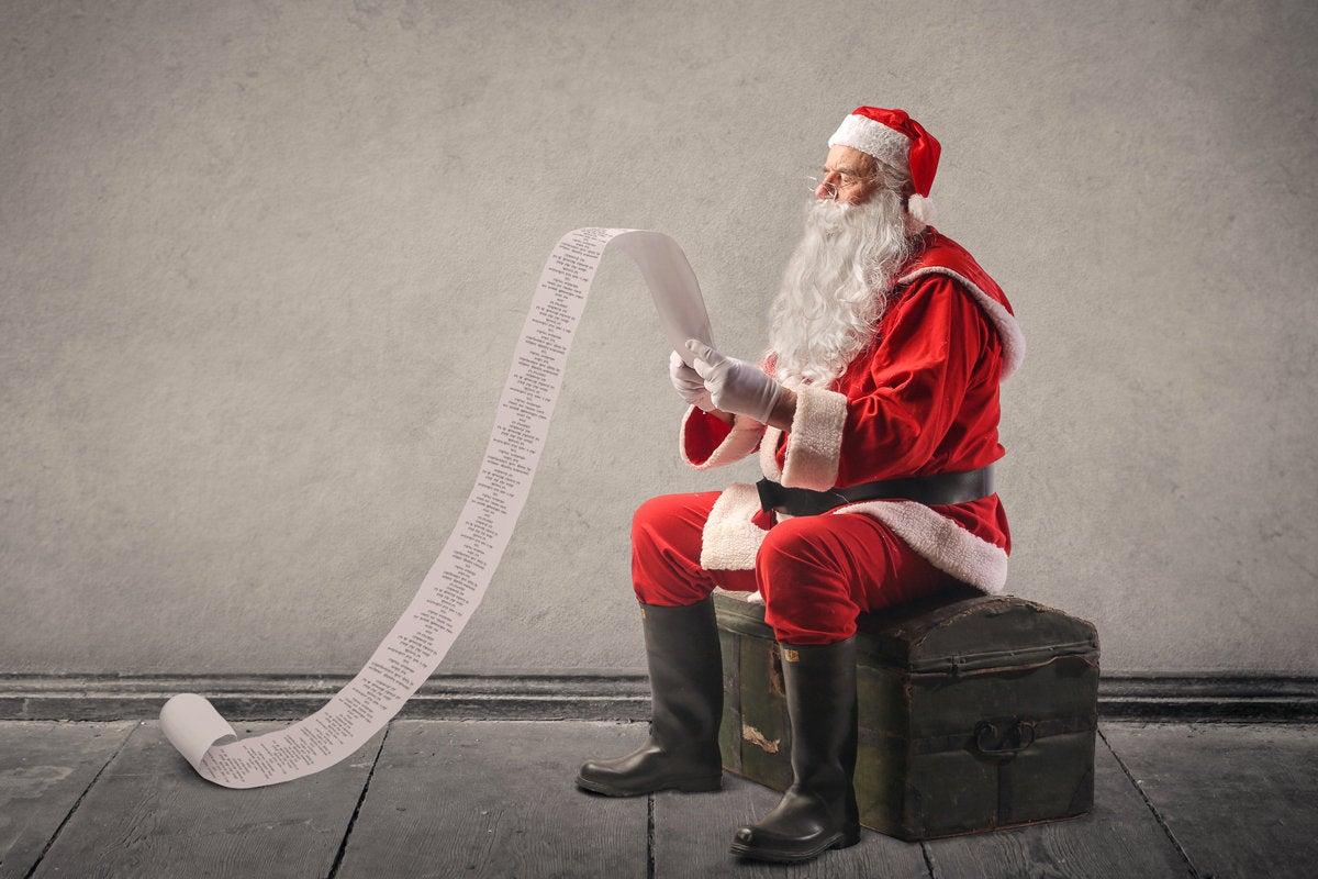 Cio Wish List For Santa This Christmas Cio