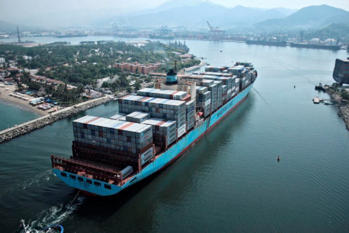Blockchain Maersk IBM