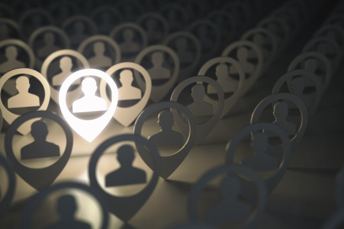 social search employee recruitment leader