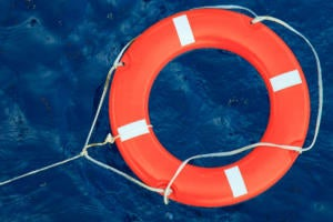 survival life preserver risk swimming rescue